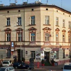 Отель Station Aparthotel Краков фото 15