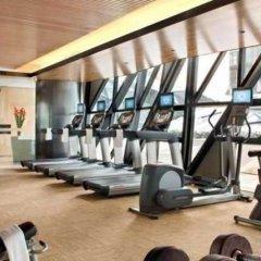 Отель Ascott Raffles City Beijing Китай, Пекин - отзывы, цены и фото номеров - забронировать отель Ascott Raffles City Beijing онлайн фитнесс-зал фото 2