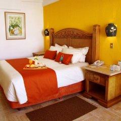 Copacabana Beach Hotel Acapulco комната для гостей фото 2
