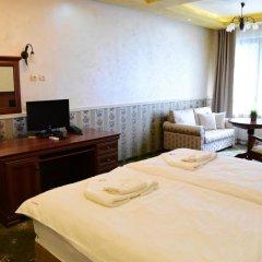 Отель Complex Praveshki Hanove Правец комната для гостей