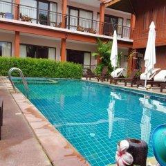 Отель Grand Thai House Resort бассейн фото 9