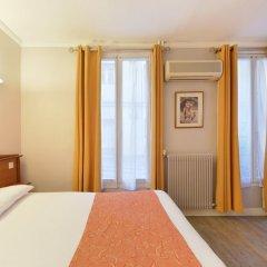Отель New Hôtel Gare du Nord сейф в номере