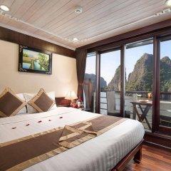 Отель Glory Legend Cruise Халонг комната для гостей фото 4