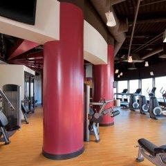 Отель Sheraton Grand Los Angeles фитнесс-зал фото 3
