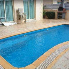 Отель Amadora Luxury Villas Кипр, Протарас - отзывы, цены и фото номеров - забронировать отель Amadora Luxury Villas онлайн бассейн