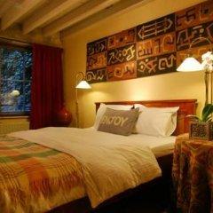 Отель Aparthotel Remparts Брюссель комната для гостей фото 4