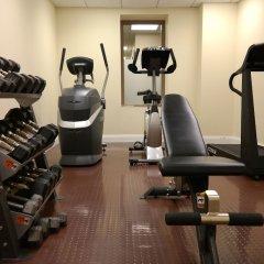 Boston Hotel Buckminster фитнесс-зал фото 4