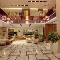 Отель Tirana International Hotel & Conference Centre Албания, Тирана - отзывы, цены и фото номеров - забронировать отель Tirana International Hotel & Conference Centre онлайн интерьер отеля фото 3