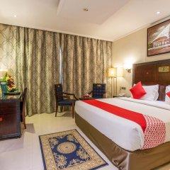 Smana Hotel Al Raffa Дубай комната для гостей фото 3