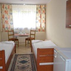 Trio Hostel Вроцлав комната для гостей