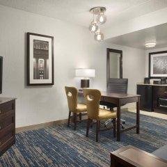 Отель Embassy Suites Columbus Колумбус удобства в номере