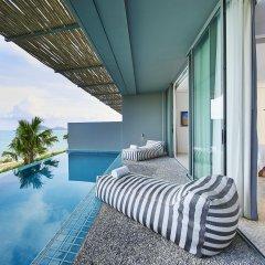 Отель COMO Point Yamu, Phuket балкон