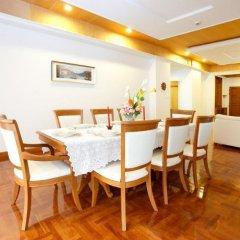 Отель Chaidee Mansion Бангкок питание фото 3
