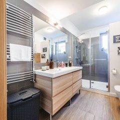 Отель Apartamenty Sun&Snow Sopocki Hipodrom Сопот ванная