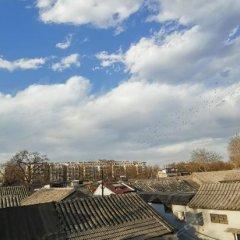 Отель Xiaoyi INN Китай, Пекин - отзывы, цены и фото номеров - забронировать отель Xiaoyi INN онлайн балкон