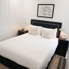 Отель Clarendon Shaftesbury Mansions комната для гостей фото 2