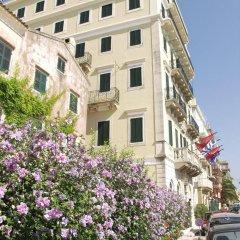 Отель Cavalieri Hotel Греция, Корфу - 1 отзыв об отеле, цены и фото номеров - забронировать отель Cavalieri Hotel онлайн городской автобус