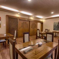 Отель Shaligram Hotel Непал, Лалитпур - отзывы, цены и фото номеров - забронировать отель Shaligram Hotel онлайн питание фото 3