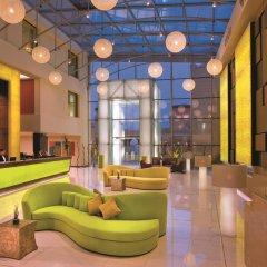 Traders Hotel Qaryat Al Beri Abu Dhabi, by Shangri-la интерьер отеля фото 2