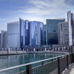 Radisson Blu Hotel Dubai Waterfront балкон