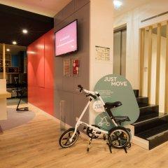 Stay Hotel Porto Centro Trindade парковка