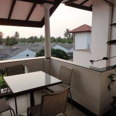 Отель Suriya Arana Шри-Ланка, Негомбо - отзывы, цены и фото номеров - забронировать отель Suriya Arana онлайн балкон