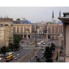 Отель MdM Studio Польша, Варшава - отзывы, цены и фото номеров - забронировать отель MdM Studio онлайн балкон