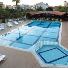 Апартаменты Club Turquoise Apartments бассейн