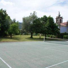 Отель Casa dos Assentos de Quintiaes спортивное сооружение