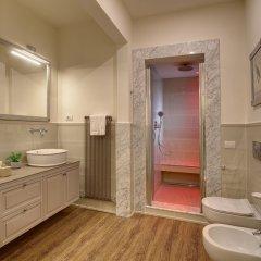 Апартаменты Art Apartment Luxury Family suite ванная
