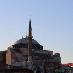 Orient Hostel Стамбул городской автобус