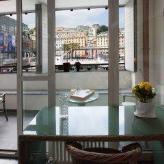 Отель Acquario Genova Suite Италия, Генуя - отзывы, цены и фото номеров - забронировать отель Acquario Genova Suite онлайн питание