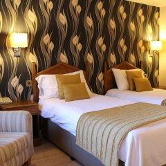 Отель Crooklands Hotel Великобритания, Мильнторп - отзывы, цены и фото номеров - забронировать отель Crooklands Hotel онлайн комната для гостей фото 4