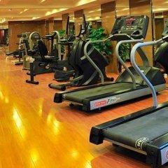 Brawway Hotel Shanghai фитнесс-зал фото 3