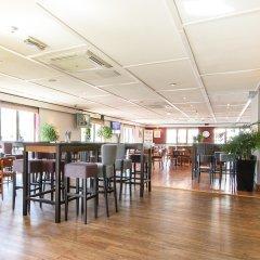 Отель Campanile Manchester гостиничный бар