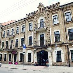 Отель City Hotels Algirdas Литва, Вильнюс - 6 отзывов об отеле, цены и фото номеров - забронировать отель City Hotels Algirdas онлайн вид на фасад фото 3