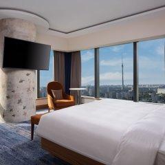 Radisson Blu Olympiyskiy Hotel Москва комната для гостей фото 14