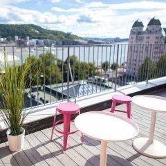 Comfort Hotel Boersparken балкон