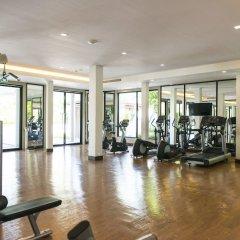 Отель Layana Resort & Spa - Adults Only фитнесс-зал фото 4
