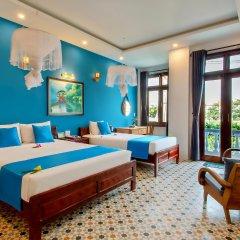 Отель Lang Dong An Bang комната для гостей фото 2