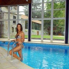Hotel Les Jardins De La Molignée бассейн фото 2