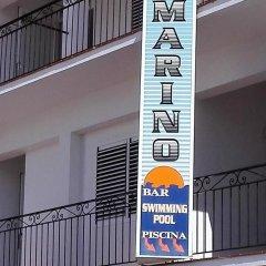 Отель Hostal Marino Испания, Сан-Антони-де-Портмань - 1 отзыв об отеле, цены и фото номеров - забронировать отель Hostal Marino онлайн
