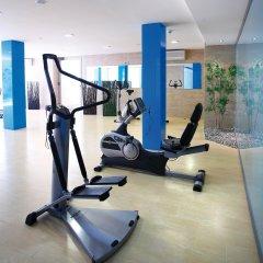 Отель Occidental Cala Vinas фитнесс-зал