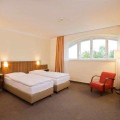 Отель Nh Belvedere Вена комната для гостей