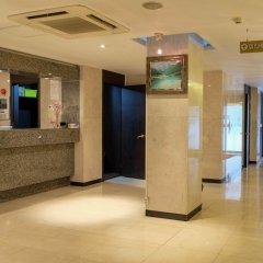 Gangnam Amare Hotel интерьер отеля