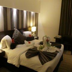 Отель Amman Airport Hotel Иордания, Аль-Джиза - отзывы, цены и фото номеров - забронировать отель Amman Airport Hotel онлайн комната для гостей фото 4