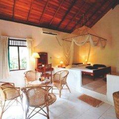 Отель Dalmanuta Gardens Шри-Ланка, Бентота - отзывы, цены и фото номеров - забронировать отель Dalmanuta Gardens онлайн комната для гостей фото 2