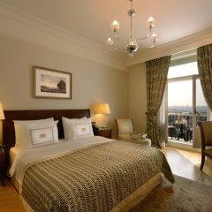 Pera Palace Hotel 5* Делюкс Pera side с различными типами кроватей