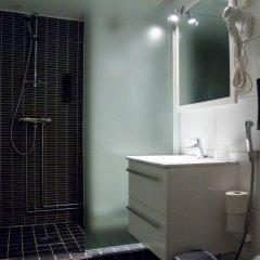 Отель Carlton Helsinki Финляндия, Хельсинки - отзывы, цены и фото номеров - забронировать отель Carlton Helsinki онлайн ванная