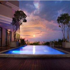 Отель Wyndham Garden Kuta Beach, Bali бассейн фото 3